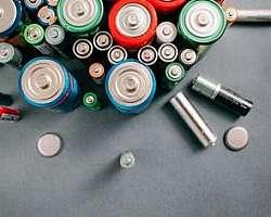 Coleta de baterias