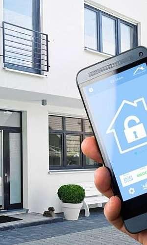 Automação residencial via celular