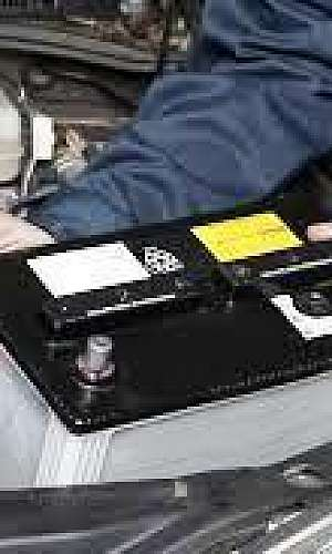 Baterias automotivas recondicionadas