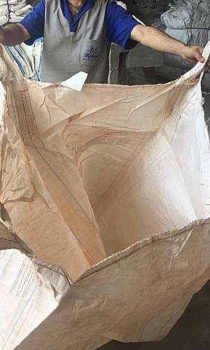 Big bag descartável