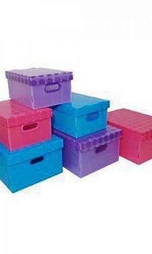 Caixa arquivo para organização