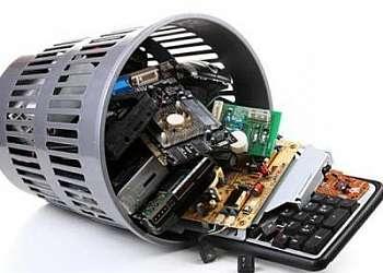 Coleta de lixo eletrônico rj