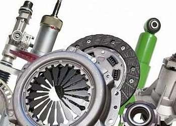 Coleta de reciclagem de peças de moto