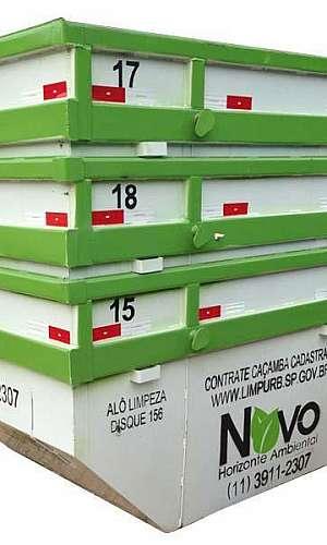 Coleta de resíduos recicláveis