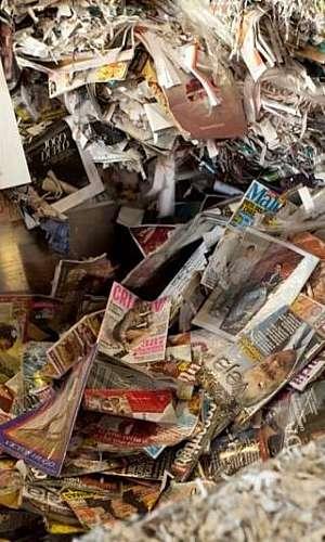 Coleta e transporte do lixo