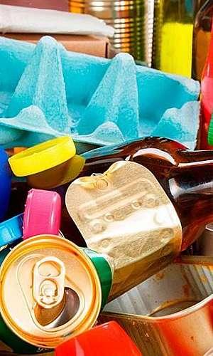 Compra de material reciclável