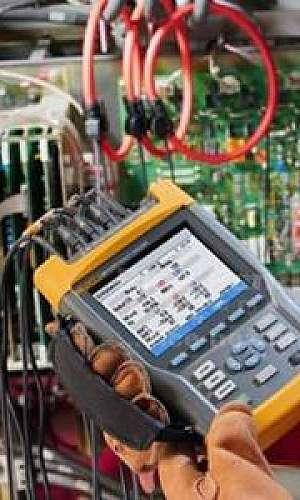Conserto de placas eletrônicas industriais
