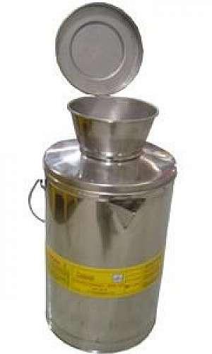 Container R6 para descarte de resíduos