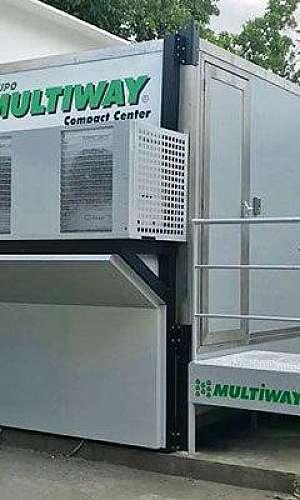 Data center compacto