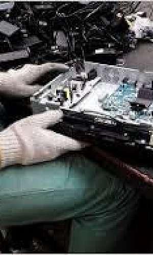 descaracterização de eletrônicos