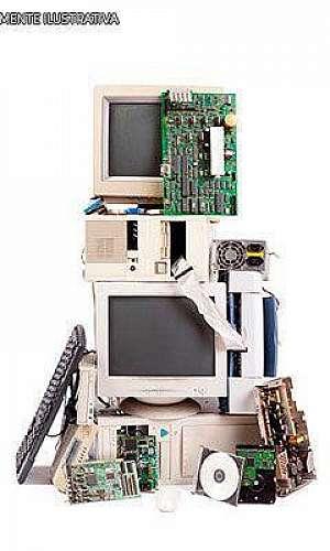 Descarte de equipamentos de informática SP