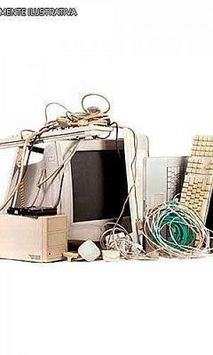 Descarte de equipamentos eletrônicos