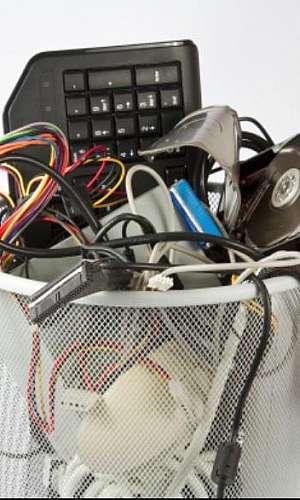 Descarte de lixo eletrônico sp
