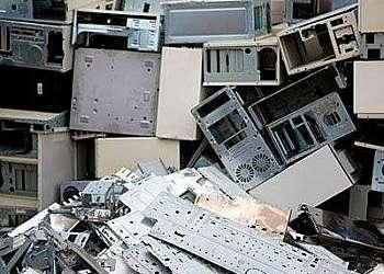 Coleta e descarte do lixo eletrônico