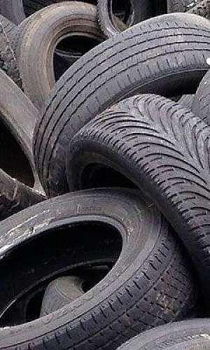 Descarte de pneus
