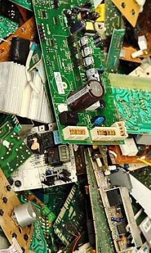 Descarte do lixo eletrônico