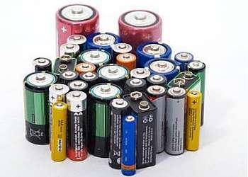Destinação de pilhas e baterias