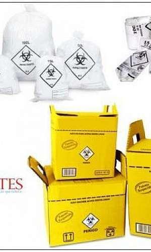 Destinação de resíduos do serviço de saúde