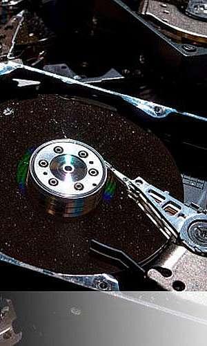 Destruição de hard disk