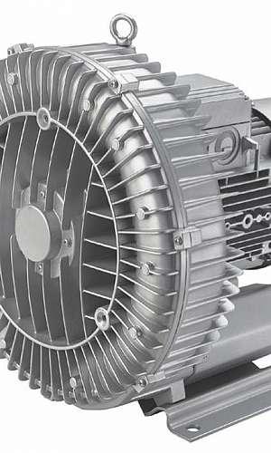Empresa de compressores radiais