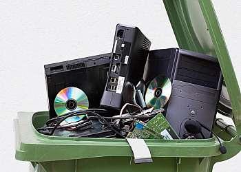 Empresa de destinação de resíduo eletrônico