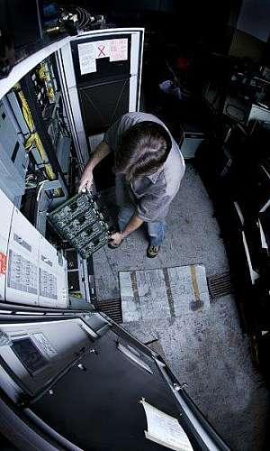 Empresa de reciclagem de componentes eletrônicos