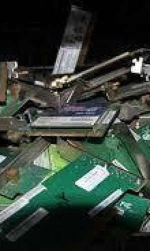 empresa de reciclagem de resíduos eletrônicos
