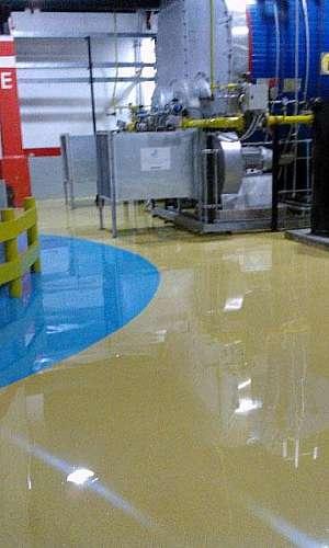 Empresa especializada em pintura de pisos
