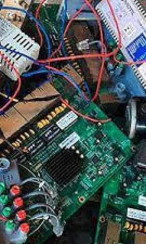 empresa que recicla lixo eletrônico