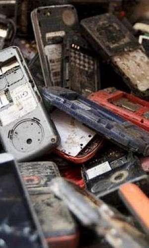 Empresa reciclagem eletrônicos