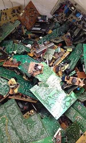 Empresas de reciclagem eletrônica