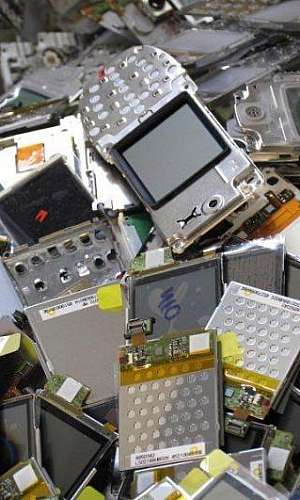 Empresas que fazem coleta de lixo eletrônico