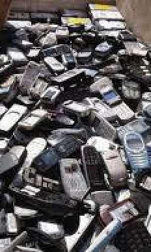 Empresas que reciclam lixo eletrônico