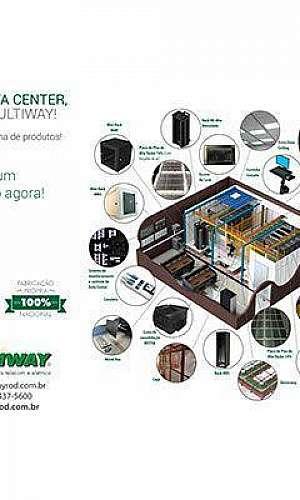 Fábrica de mini data centers