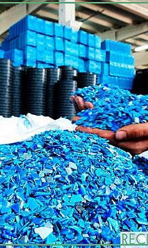 Gerenciamento de resíduos recicláveis