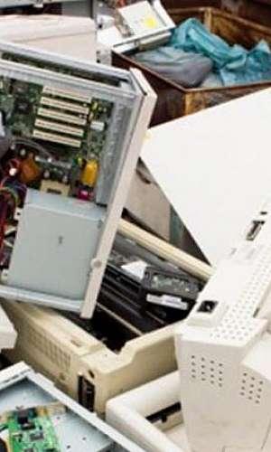 Lixo tecnólogico