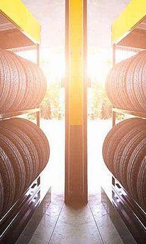 Logística reversa de pneus