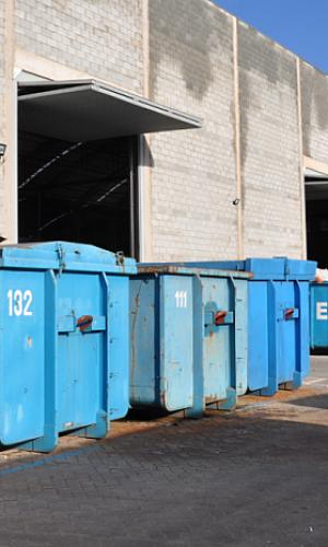 Logística reversa materiais recicláveis