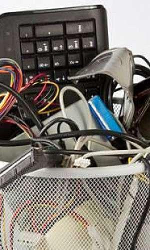 Manufatura reversa de resíduos eletroeletrônicos
