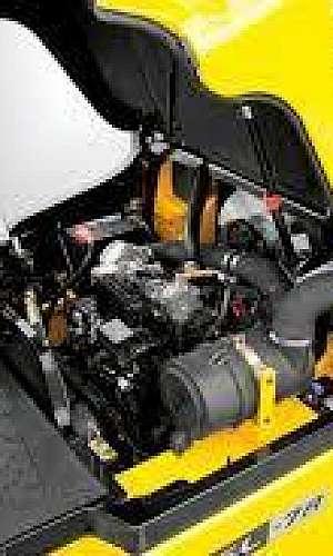 manutenção de sistemas de direção empilhadeira elétrica