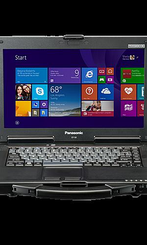 Notebook Panasonic