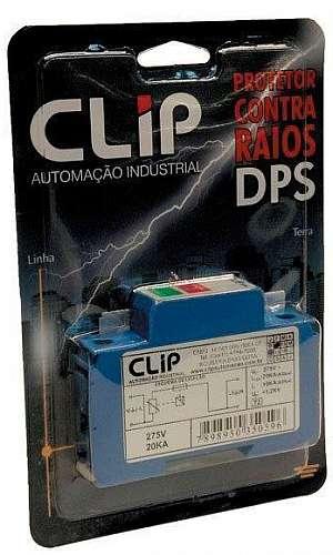 Para raio eletrônico DPS