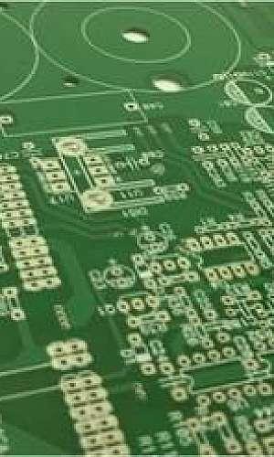 Placa de circuito impresso sp