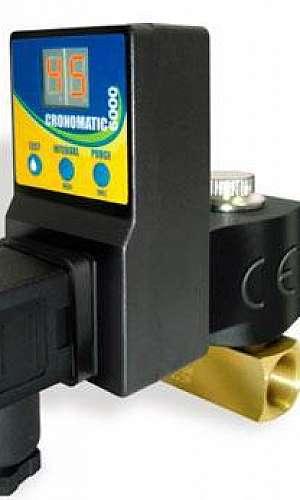 Purgador eletrônico para compressor