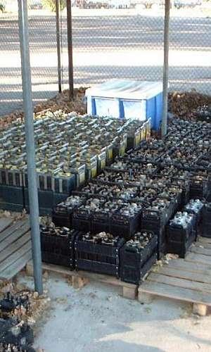 Reciclagem de baterias automotivas