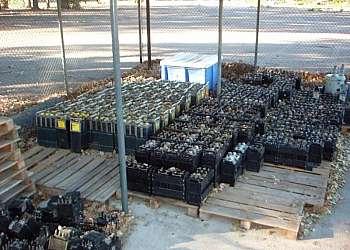 Reciclar baterias automotivas velhas