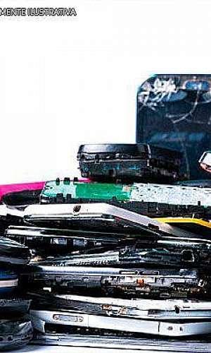 Reciclagem de celulares