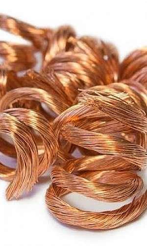 Reciclagem de cobre