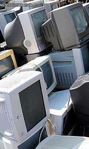 Reciclagem de computadores