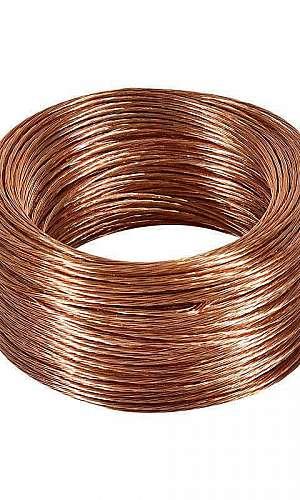 reciclagem de fios de cobre